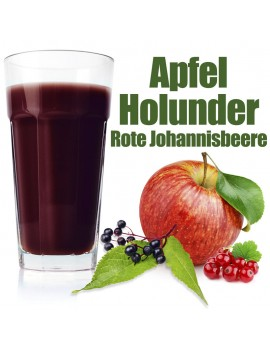 Apfel-Holunder-Rote...